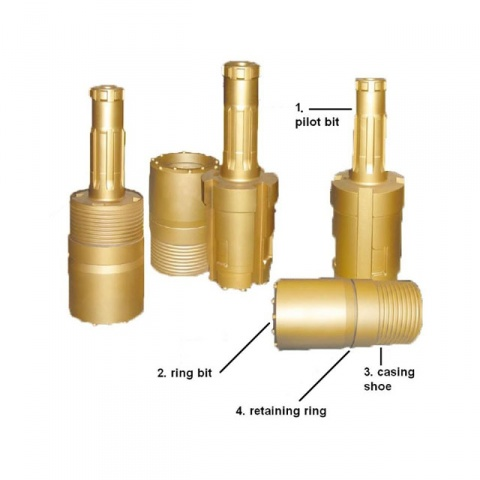 Overburden Casing Tools
