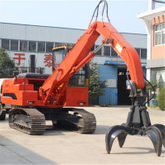 Double Power Fixed Scrap Handler FMDG150 Excavator