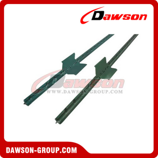 DSpro009 Rail Type Bars Dowel Pile Series
