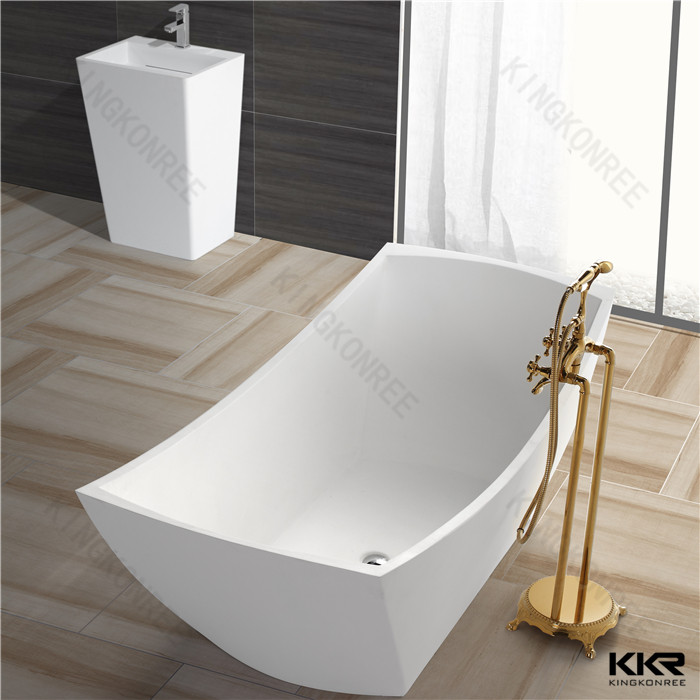 Luxury Modern Bath KKR-B038 from China manufacturer - solid surface ...