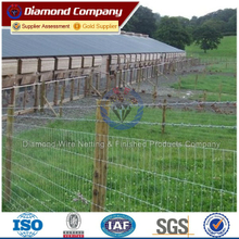 hot-dipped galvanized field fence