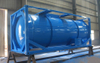 20 Feet ISO Tank Container for Transport Powder