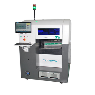 High-precision multi-function Pick and place machine Model:T8E