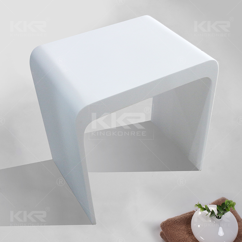 Stone Bathroom Stool (KKR-Stool-H) from China manufacturer - solid ...