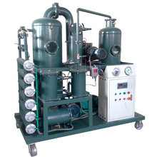 Series ZYD-I Transformer Oil Regeneration System