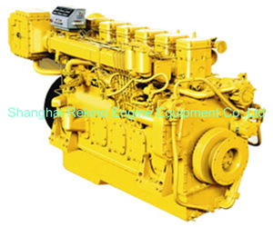 450-735HP JDEC Jichai marine medium speed diesel engine (6190)