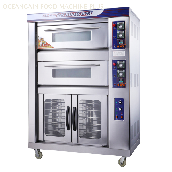 16 Trays Bakery Rotary Diesel Oven for Bakery Shop XZ-16C