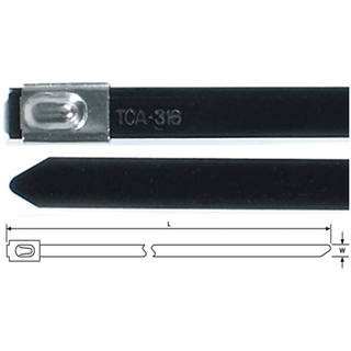 MBT Range of Stainless Steel Cable Ties,MBT系列扎带