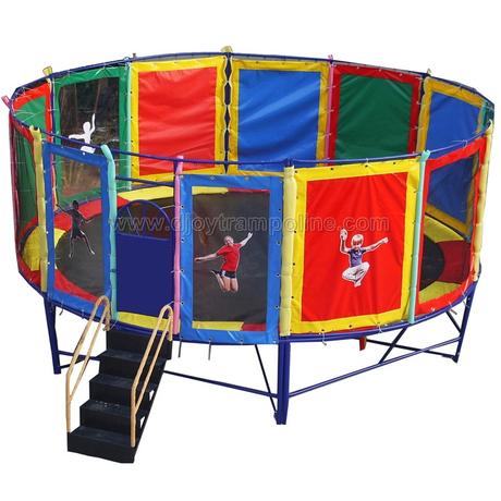 trampoline bed for children. Black Bedroom Furniture Sets. Home Design Ideas