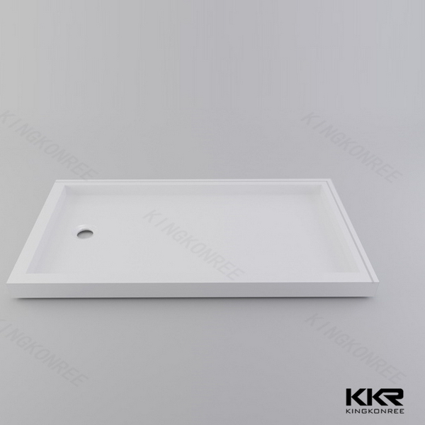 Merveilleux Composite Stone Shower Tray Base KKR T015