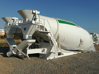 Concrete Mixer Drum Custom