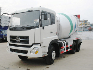 Dongfeng 6x4 Concrete Mixer Machine