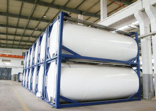 China 40/20feet T11/T14 HCl/Sulphic/Alcohol/Hydrofludric/Nacl/Naclo Acid ISO Tank Container