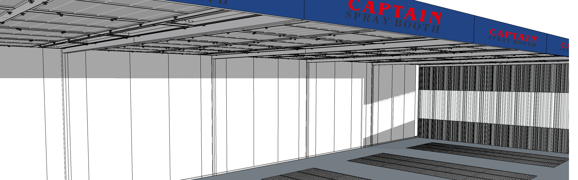 Rooms: Automotive Spray Booths, Commercial Vehicle Spray Booths