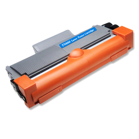 TN660 Toner Cartridge use for Brother DCP-L2520DDCP-L2540DWHL-L2320DHL-L2360DNHL-L2365DWMFC-L2700DMFC-L2700DWMFC-L2740DW HL2260D/2300D/2320D/2340DW/2360DW/2380DW/