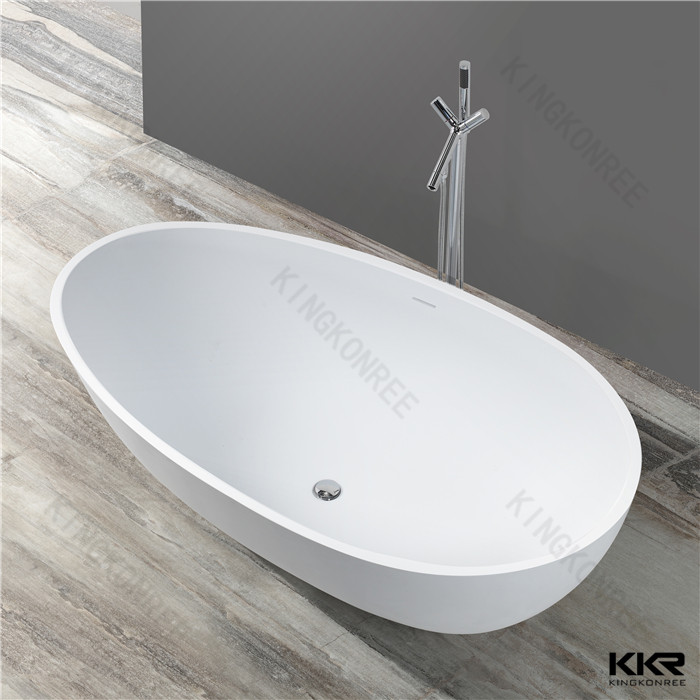 Solid surface bath tubs KKR-B033 from China manufacturer - solid ...