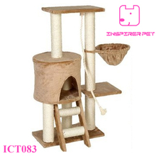 Cat Tree Condo Furniture Scratcher Toy