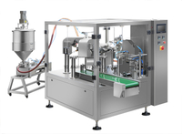 Rotary Liquid Paste Premade Made Pouch Packaging Machine