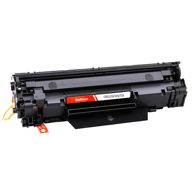 Compatible Black Toner Cartridge CRG-125/325/725 for Canon LBP-6000/6000B Canon IC-MF3010