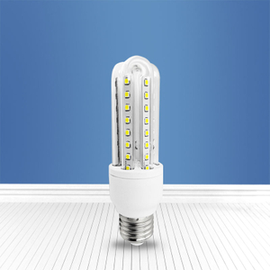 Glass LED Corn Light 3u 9W E27 JING YING LED
