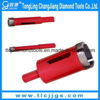 Diamond Drill Bit- Core Drill Bit for Sandstone