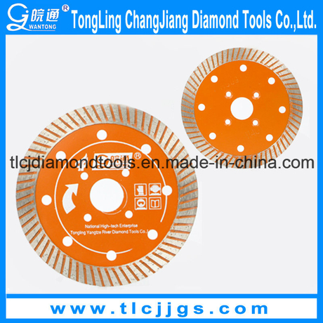 Sintered Marble Cutter Diamond Disc