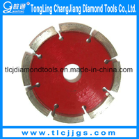 Dry Asphalt Diamond Saw Blade with High Quality
