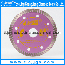 Porcelain Diamond Cutting Tools for Dry Used