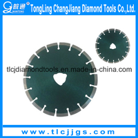 Ultra Thin Laser Diamond Blade for Porcelain Cutting