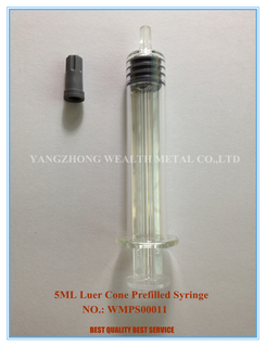 5ml Prefilled Syringe