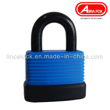 Waterproof Aluminum Alloy Lock Body, ABS Covered Padlock (619)