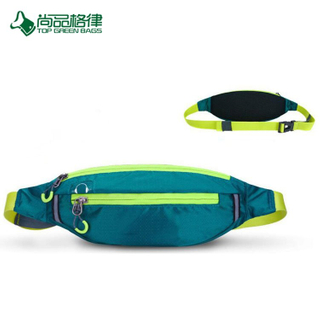 High Quality Polyester Flip Running Belt, Sport Waist Bag Waterproof Waist Bag