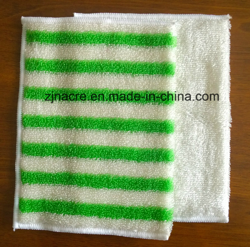 Microfiber Bamboo Kitchen Cleaning Wipes Towel