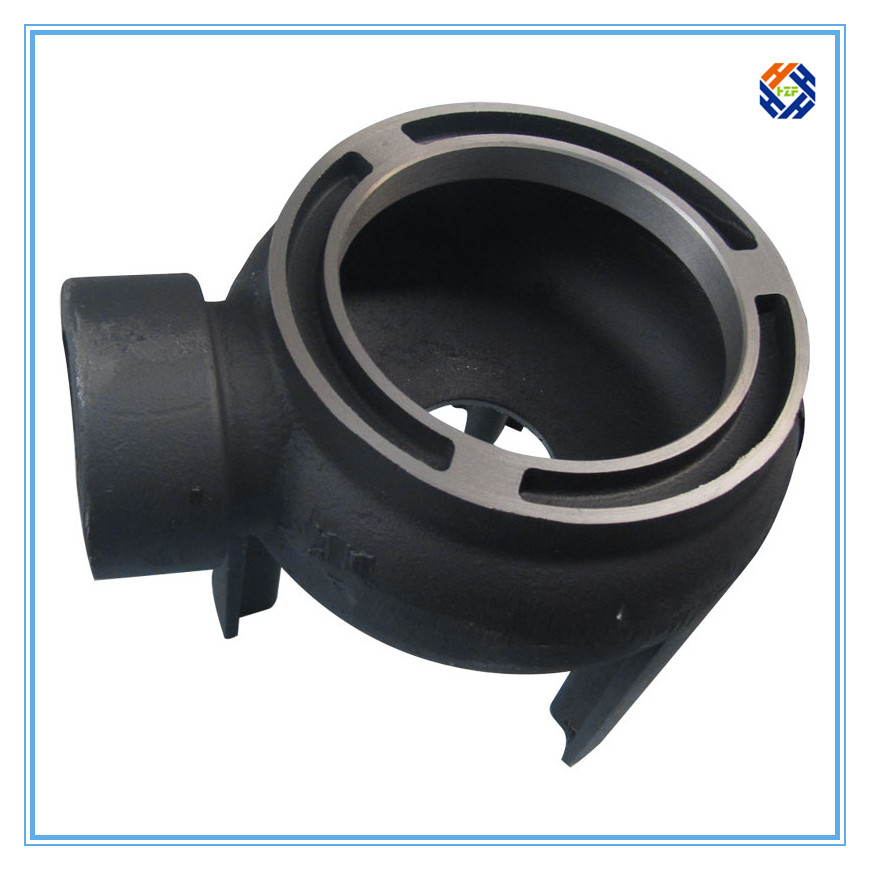 carbon steel castings pump fittings