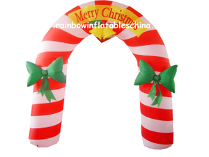 RB20022(2x3m)Inflatable Arch For Xmas Holiday Event