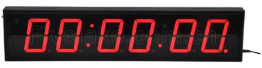 Stopwatch with mili-secs