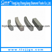 High Performance Diamond Segment for Granite Cutting