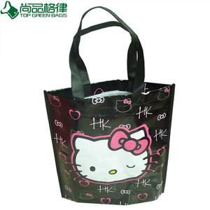Polypropylene Non Woven Shopping Laminated Bag (TP-LB001)