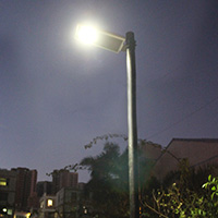 street light in France