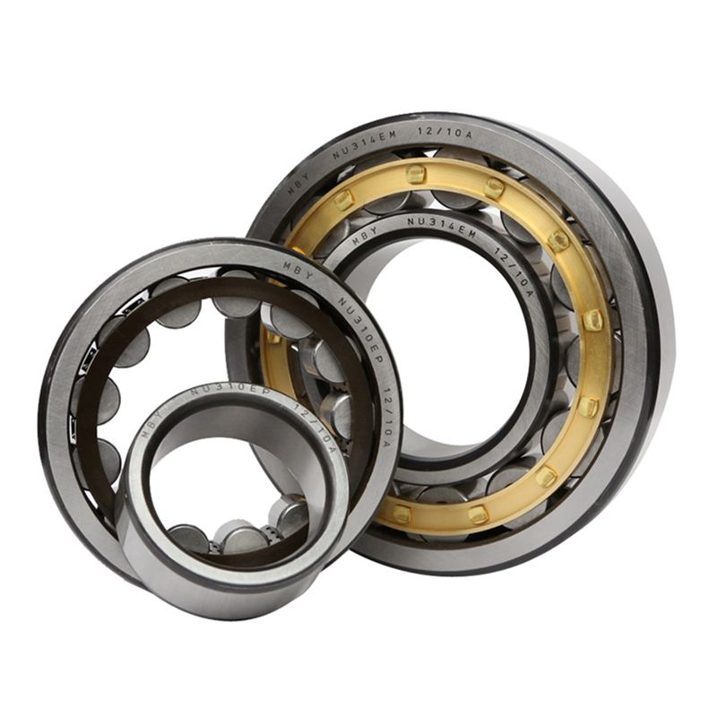 N/NJ/NU/NUP Single Row Cylindrical Roller Bearings