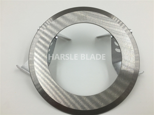 90X60X1.2mm circular film slitting knife, lithium battery slitter blade