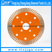 Sintered Diamond Wet Saw Blade for Hard Rock Cutting