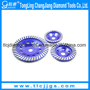 High Quality Diamond Marble Grinding Cup Wheel
