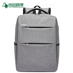 Men 14inch Eminent Waterproof Nylon Notebook Business Laptop Backpack Bag