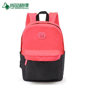 Practical Use 600d Polyester Fashion School Bag