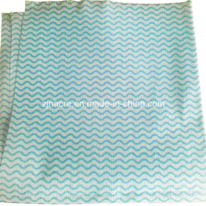 Household Daily Use Disposable Nonwoven Cleaning Cloth