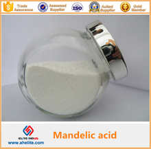 Supply DL-mandelic acid High purity Mandelic acid. cas.611-72-3, 90-64-2