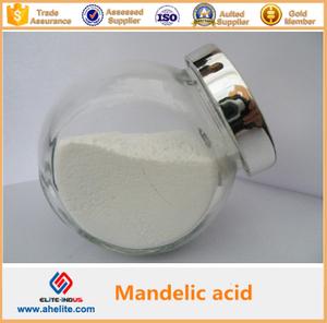 Supply DL-mandelic acid High purity Mandelic acid. cas.611-72-3, 90-64-2
