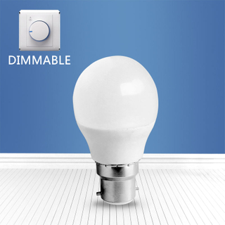 dimmable A3-G45 6W B22 LED bulb