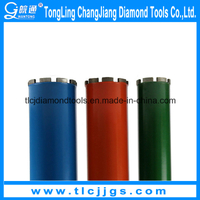 Unc Screw Diamond Core Drill Bit with High Quality
